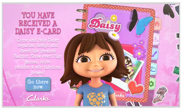 Daisy E-CARD Via Email