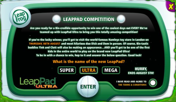 Leapad