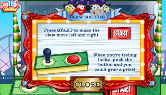 claw machine company