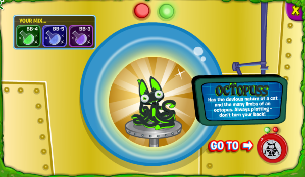 Octopuss Bin Bot