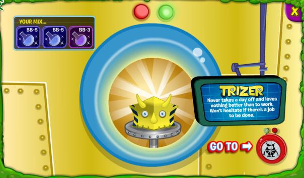 Trizer Bin Bot