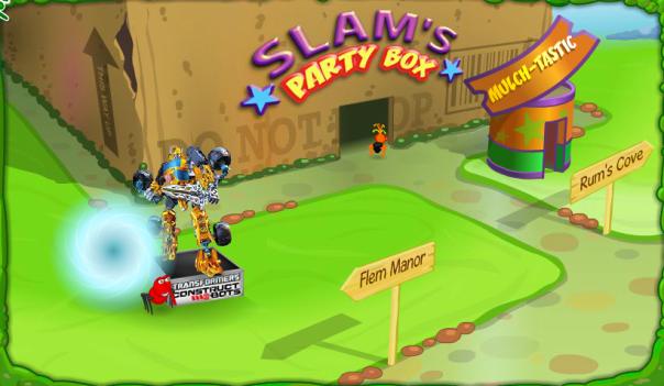 Slams Odd