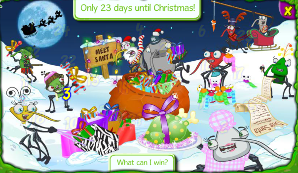 Advent Calendar Location 02.12.13