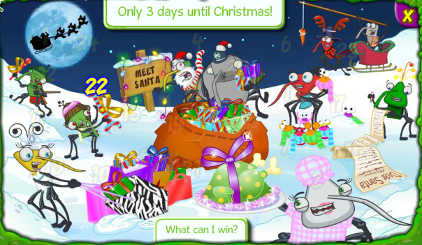 BIN WEEVILS ARE EVIL! RUN FOR YOUR LIFE!