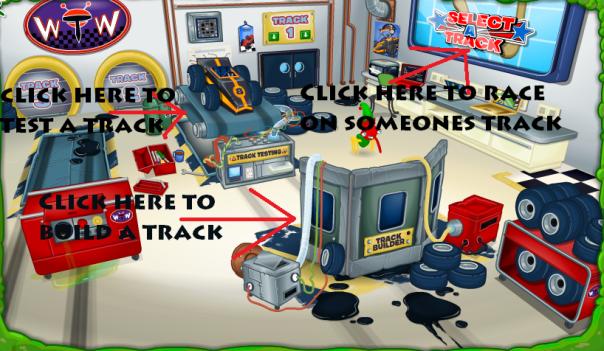 Inside Track Builder
