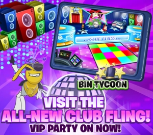 - Weevily wow the new Club Fling/VIP party is out now