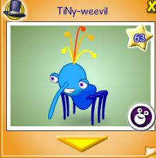 TiNy-weevil