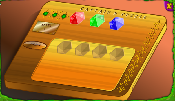 Captains Puzzle
