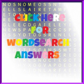 Wordsearch Answer