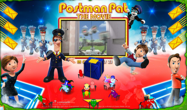 Bin Weevils - Inside Postman Pat (Location!)