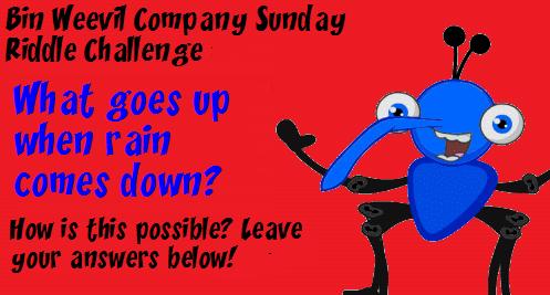 Riddle Challenge 6.04.14