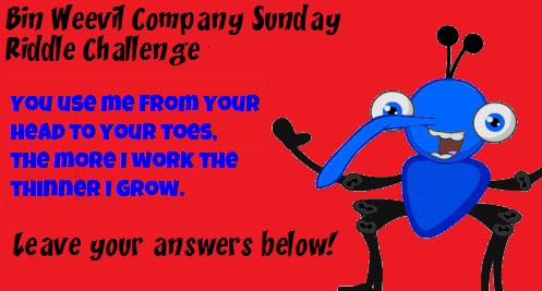 Riddle Challenge 18.05.14