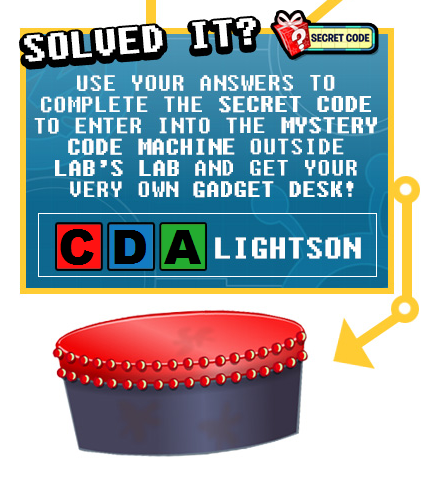 Weekend Puzzle Challenge Answer 3.05.14
