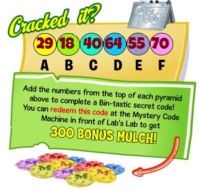 Weekend Puzzle Challenge Code 10.05.14