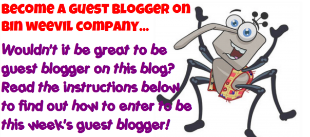 Guest Blogger BWC2