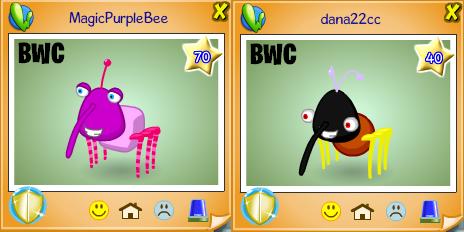 MagicPurpleBee and dana22cc