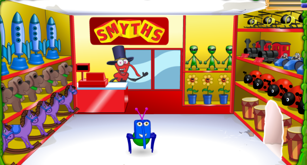 Bin Weevils Code For Smyths Toy Shop Wallpaper