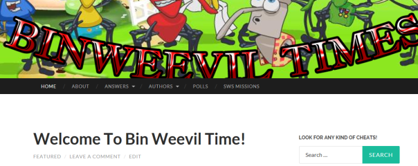 Binweevil Times