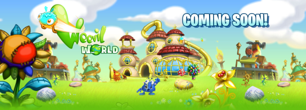 Check out this sneak peek of Weevil World.