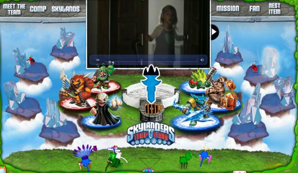 Inside Skylanders Team