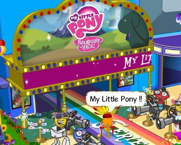 my little pony bin weevil company