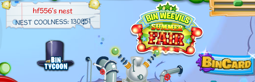 summer fair icon