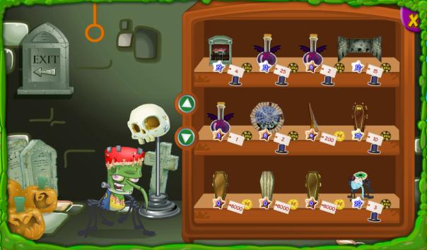 Halloween Shop 1