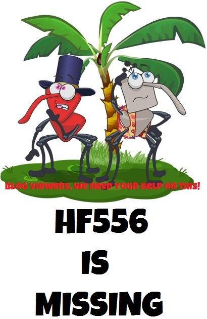 hf556 missing 1