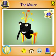 The Maker Bin Weevils