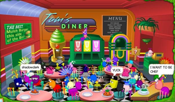 Tum's Diner update