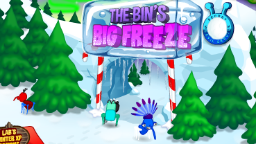 Bins Big Freeze Ope