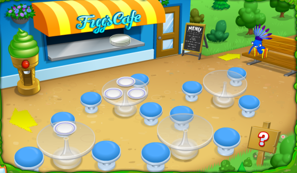 Figg's Cafe New Update