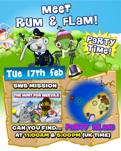 Feb-Party-Timetable-rum_flam-2