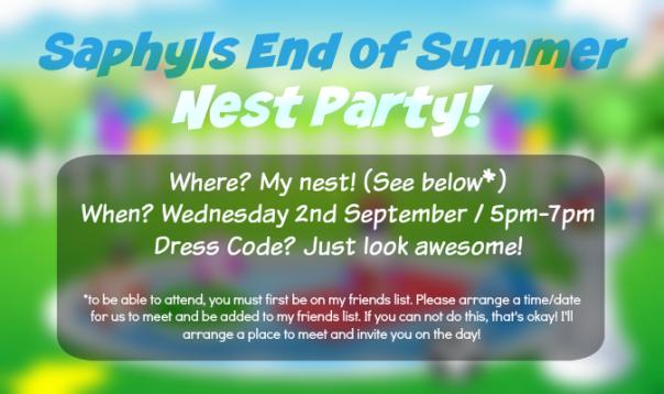 Nest Party